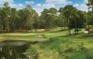 TPC Myrtle Beach offers some of the most desirable golf course in South Carolina