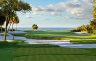 The Atlantic Dunes's beautiful golf course situated in sensational South Carolina.