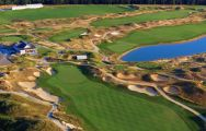 The Atlantic Dunes's picturesque golf course situated in stunning South Carolina.
