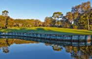 The Innisbrook Golf's impressive golf course situated in striking Florida.