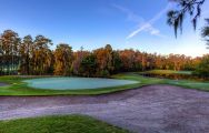 The Innisbrook Golf's picturesque golf course in pleasing Florida.