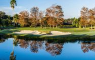 View PGA National Resort Golf's picturesque golf course situated in sensational Florida.