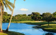 PGA National Resort Golf features several of the top golf course near Florida