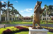 All The PGA National Resort Golf's impressive golf course situated in magnificent Florida.