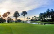 Hawk's Landing Golf Course has among the finest golf course in Florida