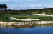 Hammock Beach Resort Golf carries among the best golf course within Florida