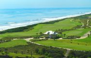 The Hammock Beach Resort Golf's impressive golf course situated in pleasing Florida.