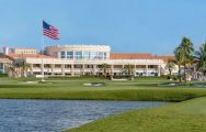 The Trump National Doral Miami Golf's beautiful golf course within staggering Florida.