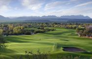 The We-Ko-Pa Resort Golf's impressive golf course in incredible Arizona.