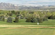 The Foothills Golf Club's scenic golf course within incredible Arizona.