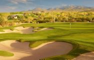 All The Longbow Golf Club's impressive golf course situated in gorgeous Arizona.