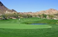 The Cascata Golf's picturesque golf course situated in incredible Nevada.