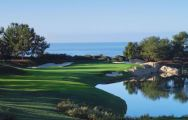 Pelican Hill Golf Club has got some of the best golf course in California