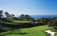 All The Pelican Hill Golf Club's lovely golf course within striking California.