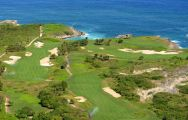 Hard Rock Golf Club at Cana Bay boasts several of the most popular golf course in Dominican Republic