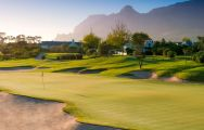 Steenberg Golf Club provides among the leading golf course in South Africa