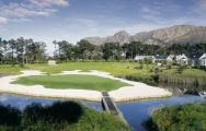 Steenberg Golf Club carries several of the best golf course around South Africa