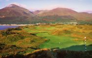 View Royal County Down Golf Club's impressive golf course in sensational Northern Ireland.