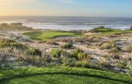 Spyglass Hill Golf Course provides among the most desirable golf course around California