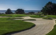 Spyglass Hill Golf Course offers lots of the preferred golf course within California
