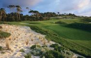 All The Spyglass Hill Golf Course's beautiful golf course within staggering California.