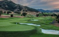 CordeValle Golf has got some of the premiere golf course within California