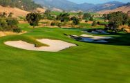 CordeValle Golf boasts among the best golf course in California