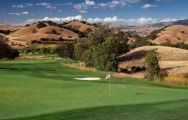 All The CordeValle Golf's lovely golf course situated in staggering California.