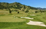 CordeValle Golf has got some of the most excellent golf course within California