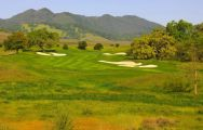 CordeValle Golf includes lots of the most desirable golf course within California
