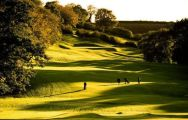 Breadsall Priory Country Club features among the best golf course within Derbyshire