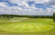 View Breadsall Priory Country Club's picturesque golf course within sensational Derbyshire.