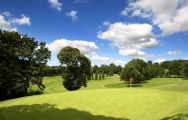 Breadsall Priory Country Club offers among the preferred golf course in Derbyshire