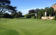 View Hanbury Manor Country Club's scenic golf course within stunning Hertfordshire.