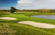 All The The Oxfordshire Golf Club's beautiful golf course situated in amazing Oxfordshire.