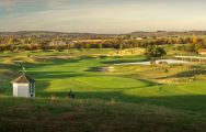 View The Oxfordshire Golf Club's picturesque golf course in marvelous Oxfordshire.