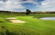 The Oxfordshire Golf Club boasts some of the finest golf course in Oxfordshire