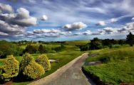 St Mellion Golf Club boasts several of the top golf course within Devon