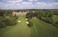 View Selsdon Estate Golf Club's impressive golf course situated in incredible Surrey.