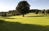 Tudor Park Country Club has among the finest golf course in Kent