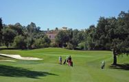The San Roque Club - Old Course's lovely golf course within magnificent Costa Del Sol.