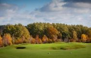 Barnham Broom Golf picturesque golf course in Norfolk