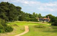 All The Thorpeness Golf Club's beautiful golf course within marvelous Suffolk.