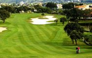 The San Roque Club - Old Course's scenic golf course within magnificent Costa Del Sol.