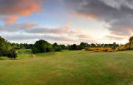 View Thorpeness Golf Club's beautiful golf course in dramatic Suffolk.