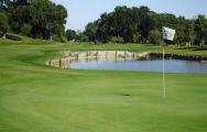 The San Roque Club - Old Course's impressive golf course situated in sensational Costa Del Sol.