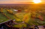 All The Ufford Park Woodbridge Golf's impressive golf course within brilliant Suffolk.
