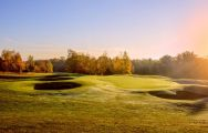 The Gog Magog Golf Club's lovely golf course within sensational Cambridgeshire.