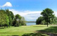 The International Club du Lys's lovely golf course situated in staggering Paris.