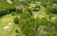 View Thorndon Park Golf Club's picturesque golf course within dazzling Essex.